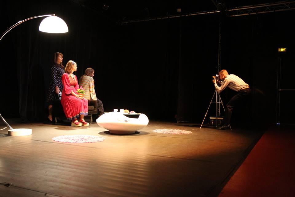 Reprise des ateliers théâtre – Adultes
