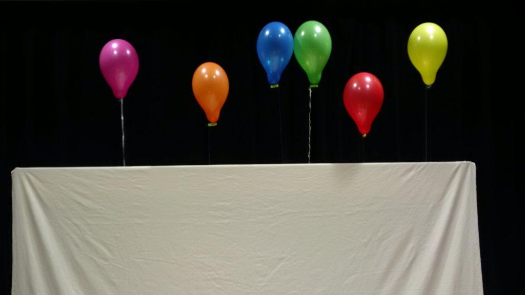 Un Ballon pour …