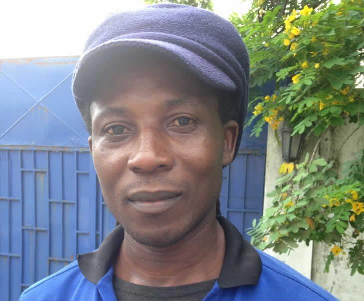 Éric Delphin Kwegoué
