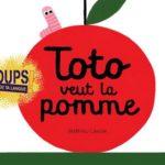 toto veut la pomme - oups