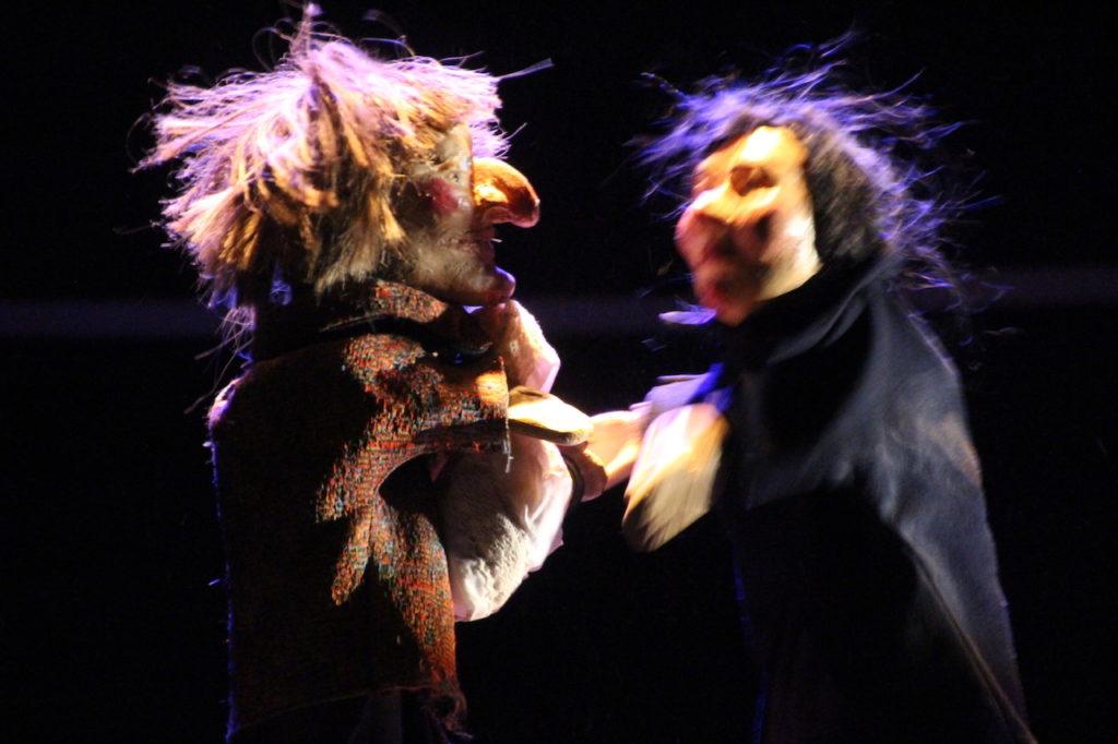 Appel à résidence 2019 – Marionnette et théâtre d'objet