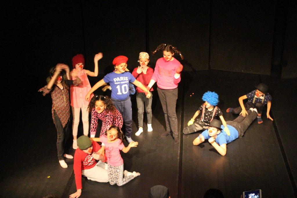 Stage de théâtre enfants – session d'hiver