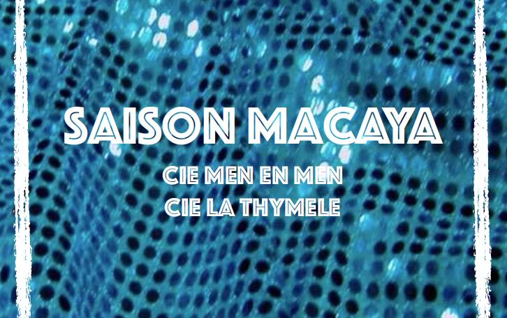 'Men en men' et 'La Thymélé'